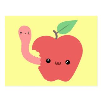 Apple-Kumpel Postkarte