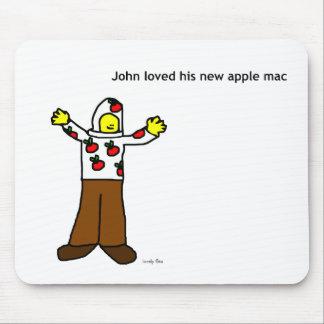 Apple-Mac Mousemat Mauspads