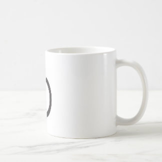 Apple mac Power button Kaffeetasse