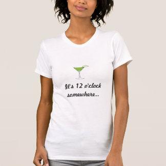 Apple Martini T-Shirt