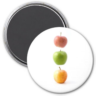 Apple setzen Zeit fest Kühlschrankmagnete