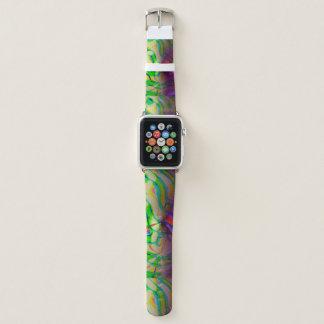 Apple-Uhrenarmband durch Leslie Harlow Apple Watch Armband