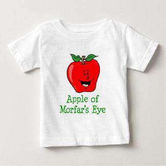 Apple von Morfars Auge Baby T-shirt