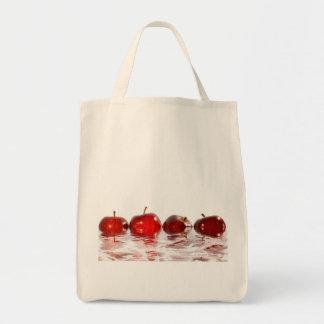 Apples Einkaufstasche