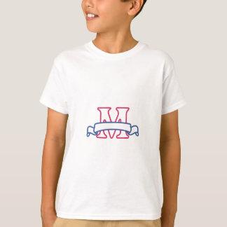 Applique-Fahne M T-Shirt