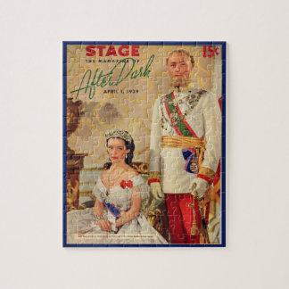 April 1939 Bühne-Titelseite Puzzle