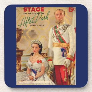 April 1939 Bühne-Titelseite Untersetzer