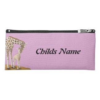 April die Giraffe Stiftetasche