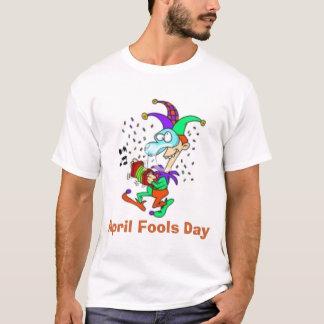 April-Dummkopf-TagesT - Shirt