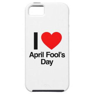 April-Dummkopfs der Liebe I der Tag iPhone 5 Schutzhüllen