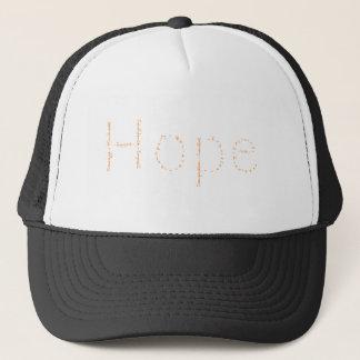 Aprils wow - Hoffnung - Orange Truckerkappe