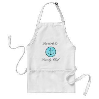 Apron_Family Chef_Anchor_Heart_Name_Template_ABAR_ Schürze