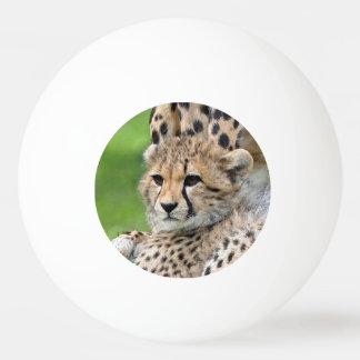 Aqua_Cheetah_20180101_by_JAMColors Ping-Pong Ball