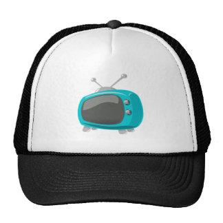 Aqua-Fernsehen Baseball Caps
