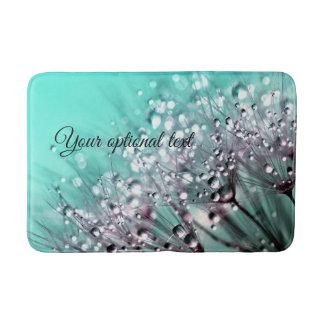 Aqua-Kaktus-Bonsais-Blüten-Bad-Matte Badematte