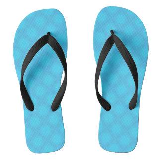 Aqua-Nebel Flip Flops
