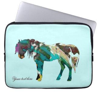 Aqua-Pony Laptopschutzhülle