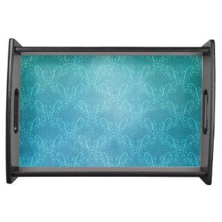 Aqua-Spitze Tablett