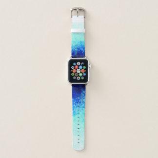 Aqua-Stellen - Apple-Uhrenarmband Apple Watch Armband