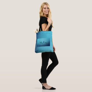 Aquablau trägt alle Taschentasche Tasche