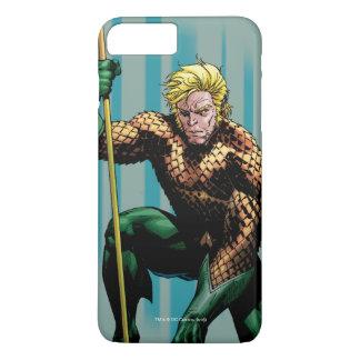 Aquaman duckende 2 iPhone 8 plus/7 plus hülle