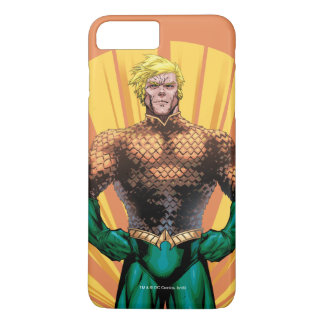 Aquaman stehend iPhone 8 plus/7 plus hülle