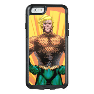 Aquaman stehend OtterBox iPhone 6/6s hülle