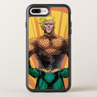 Aquaman stehend OtterBox symmetry iPhone 8 plus/7 plus hülle
