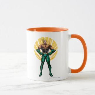 Aquaman stehend tasse