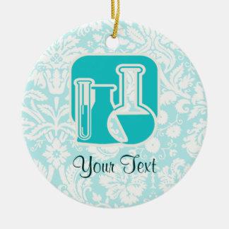 Aquamarine Chemie Weihnachtsornament