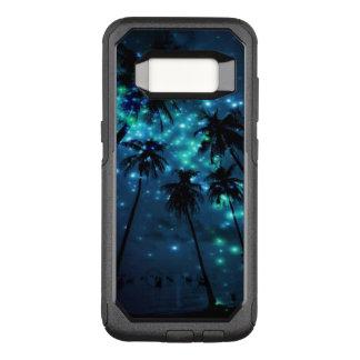 Aquamarine tropische Paradies-Samsungs-Galaxie S8 OtterBox Commuter Samsung Galaxy S8 Hülle