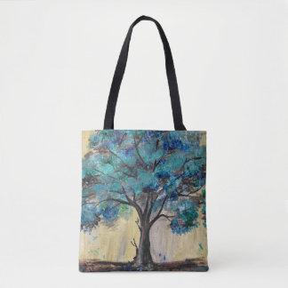 Aquamariner Baum Tasche