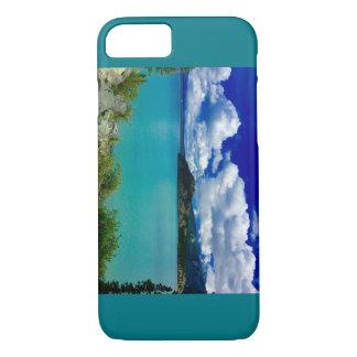 Aquamariner iPhone Fall iPhone 8/7 Hülle