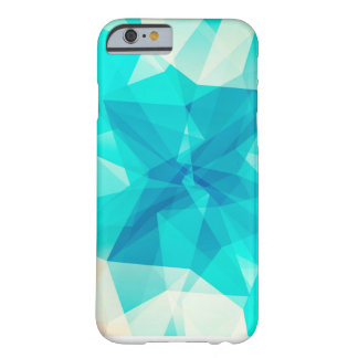Aquamariner iphone Kristallfall Barely There iPhone 6 Hülle