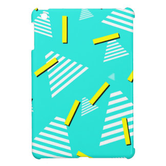Aquamariner Kasten des Telefon-90s-Inspired-Design iPad Mini Hülle