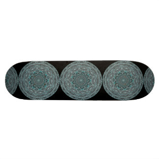 Aquamariner Mandala 18,1 Cm Old School Skateboard Deck