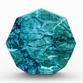 Aquamariner Marmor Auszeichnung
