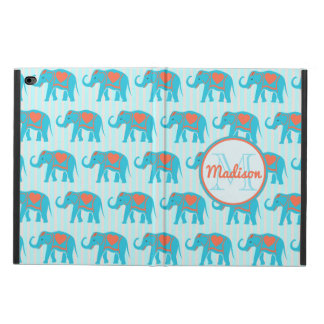 Aquamariner Türkis, blaue Elefanten, Name der