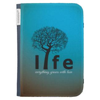 Aquamarines Inspirational Leben-Baum-Zitat