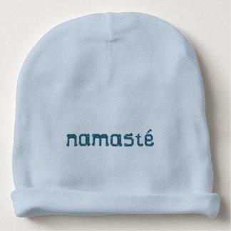 Aquamarines Namaste Babymütze