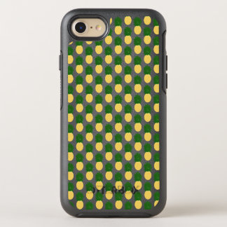 Aquarell-Digital-Ananas-Entwurf OtterBox Symmetry iPhone 8/7 Hülle