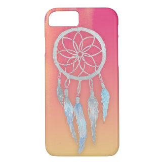 Aquarell Dreamcatcher Telefon-Kasten iPhone 8/7 Hülle