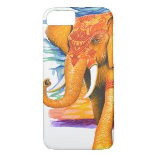 Aquarell-Elefant - Iphone 8/7 Fall iPhone 8/7 Hülle
