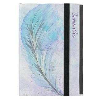 Aquarell-Feder iPad Minifall Schutzhülle Fürs iPad Mini