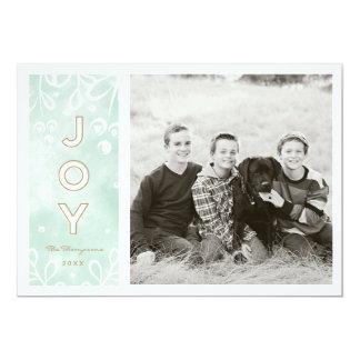Aquarell-Freude 12,7 X 17,8 Cm Einladungskarte