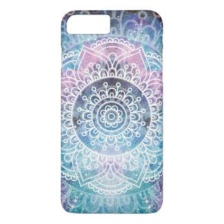 Aquarell-Galaxie des Mandala-Muster-| iPhone 8 Plus/7 Plus Hülle