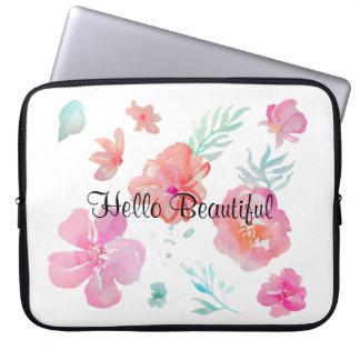 Aquarell LAPTOP-HÜLSE Laptop-Hülse 15 Zoll Laptop Sleeve