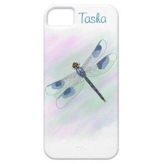 Aquarell-Libelle iPhone 5 Fall iPhone 5 Schutzhüllen