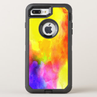 Aquarell OtterBox Defender iPhone 8 Plus/7 Plus Hülle