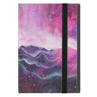Aquarell-Raum-Nebelfleck-Galaxie Hülle Fürs iPad Mini